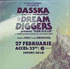 The Dream Diggers meets Basska @ Colectiv