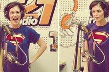 Andreea Remetan, de la Kiss FM la Radio 21!