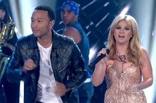 COLABORARE NOUA! Kelly Clarkson feat John Legend - Run Run Run