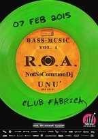 Primul concert ROA @ Club Fabrica