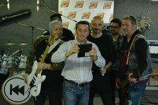 VOLTAJ - live la Radio 21 (video surpriza)