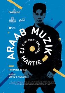 araabMUZIK Live Show @ Club Eden