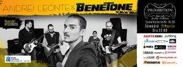 Andrei Leonte & Benetone Band @ Prohibition Bar Club
