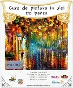 WORKSHOP: Curs de pictura in ulei pe panza @ Art & Hobby Studio