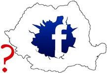 Cati oameni au conturi pe Facebook in Romania?