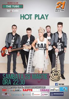 Hot Play live @ The Tube