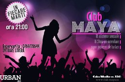 Latex Party, Lap dance si Stripease @ Club Maya