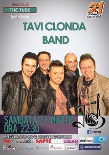 Concert Tavi Clonda Band @ The Tube