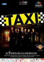 Concert TAXI @ Hard Rock Cafe