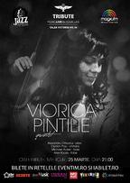 Viorica Pintilie Quintet LIVE la TRIBUTE