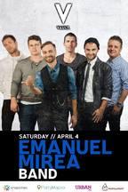 Concert Emanuel Mirea Band @ Club Vault