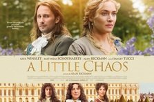 Kate Winslet in A Little Chaos, un film regizat de Alan Rickman