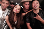 Justin Bieber, Ariana Grande si gasca fac o parodie dupa I Really Like You