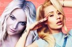 Britney Spears si Iggy Azalea lanseaza Pretty Girls la Billboard Music Awards