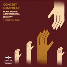 Horia Brenciu & FreeStay @ Tribute