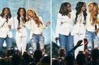 Beyonce si Destiny's Child s-au reunit! Vezi video!