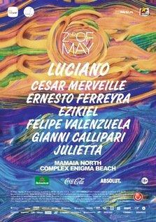 PARTY: The Mission prezinta Cadenza