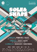 SOLE & SHAPE @ Colectiv