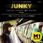 "CONCERT:  Junky - concert lansare mixtape ""M1"" @ Colectiv"