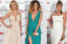 Cele mai bine imbracate femei la petrecerea Viva (galerie foto)