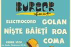 Castiga doua invitatii duble la Burger Fest!