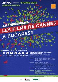 FESTIVAL: Avanpremiera Les Films de Cannes a Bucarest