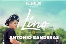 Alex Velea si Golden Boy Society prezinta: Lino - Antonio Banderas