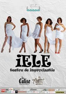 TEATRU: iELE – show de improvizatie