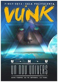 VUNK - Un Nou Univers