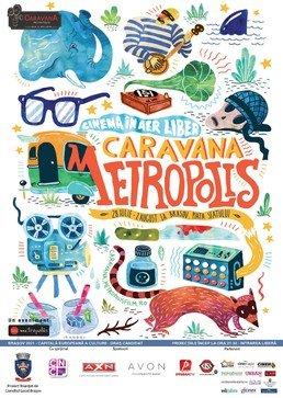 FILME: Caravana Metropolis ajunge la Brasov