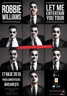 CONCERT: Robbie Williams @ Piata Constitutiei