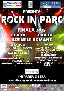 FESTIVAL: Finala Festivalului Rock in Parc 2015