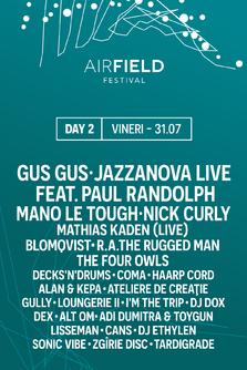 Program Day2 - Airfield Festival