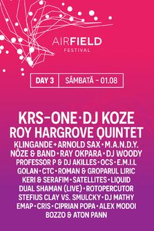 Program Day3 - Airfield Festival