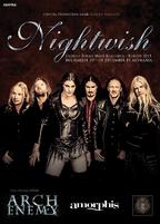 Nightwish, in concert la Bucuresti cu Amorphis si Arch Enemy