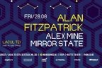 CONCURS! Castiga 2 invitatii duble la Main Sounds From Alan Fitzpatrick, Alex Mine, Mirror State @ Lacul Tei