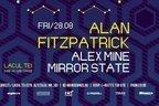 CONCURS! Castiga 2 invitatii duble la Main Sounds From Alan Fitzpatrick, Alex Mine, Mirror State @ Lacul Tei
