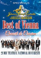 CONCERT: Johann Strauss Ensemble revine in Romania