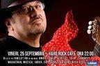 CONCURS! Castiga o invitatie dubla la Mircea Baniciu in Hard Rock Cafe!