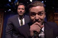 Jimmy Fallon si Justin Timberlake - History of Rap 6 (video)