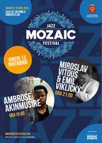 Primii artisti confirmati la Mozaic Jazz Festival 2015