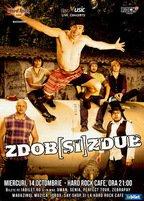 CONCERT: ZDOB si ZDUB canta la Hard Rock Cafe