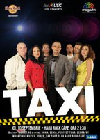 CONCERT: TAXI in concert extraordinar la Hard Rock Cafe