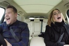 Adele canta rap la karaoke (video)