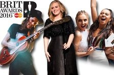 Brit Awards 2016 - Nominalizarile