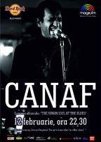 CONCERT: Canaf isi lanseaza albumul de debut @ Hard Rock Cafe