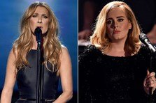 Celine Dion a facut un cover dupa Adele - Hello (video)