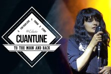 Cuauntune - To The Moon And Back (live @ Colectiv)
