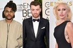 Lady Gaga, Sam Smith si The Weeknd canta la Premiile Oscar