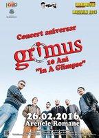 CONCERT: Grimus sarbatoreste 10 ani la Arenele Romane